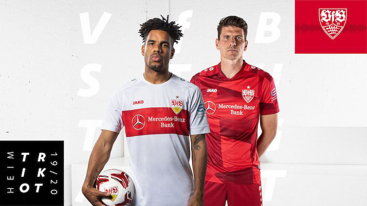 Jako Vfb Stuttgart 19 20 Home Away Kits Released Third Kit Info Leaked Footy Headlines