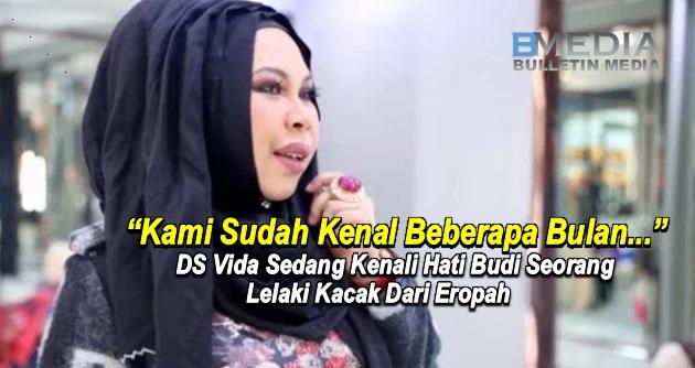 Ini Pendedahan Identiti Jejaka Kacak Yang Sedang Rapat Dengan Dato Sri Vida