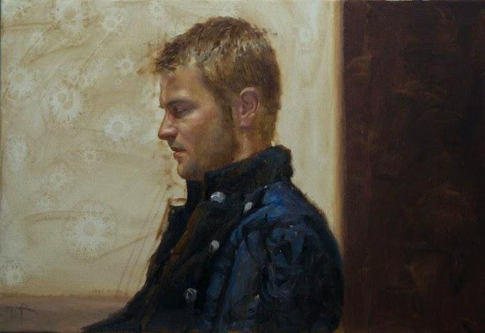 В традициях классической русской живописи. Daniel Bilmes
