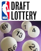 History of the NBA Draft Lottery Results