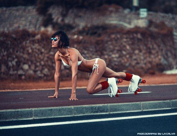 Marcel Sander la_calva 500px fotografia mulheres modelos sensuais fashion