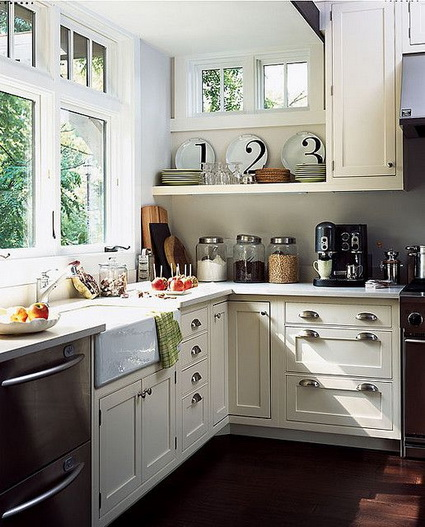 Kitchens with lots of natural light 7