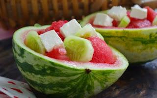 Karpuz Salatasi