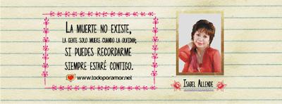 Portada de Isabel Allende