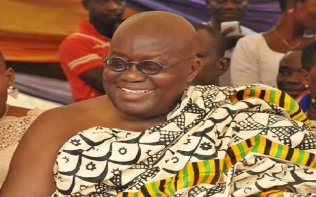 It's A Pity To Suggest I'll Move Ghana's Capital To Kyebi - Nana Addo [Audio]