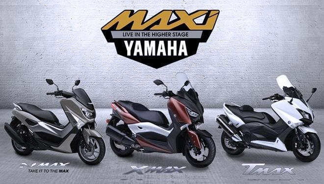 Spesifikasi dan Kelebihan Motor Maxi Yamaha yang Kini Menjadi Plilihan Masyarakan
