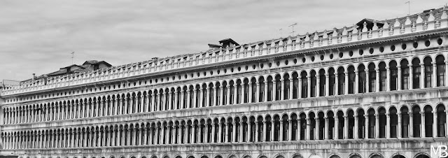 logge piazza san marco venezia