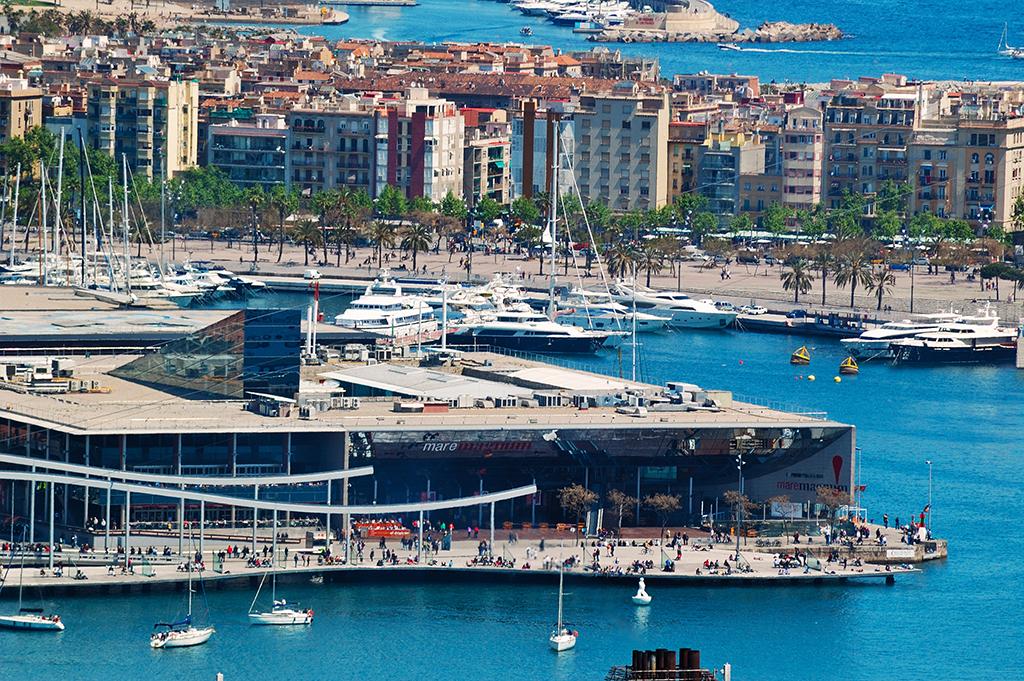 Maremagnum Barcelona, Shopping Center and Leisure Resort