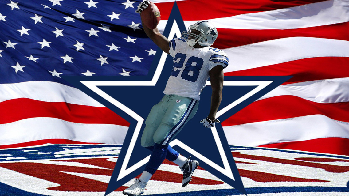 NFL Dallas Cowboys HD Wallpapers For IPhone