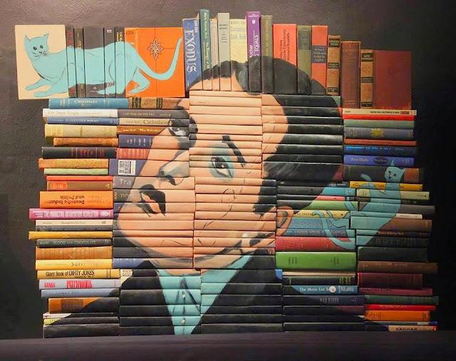 Obras de arte y libros