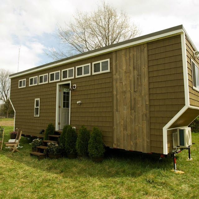 Derby House, Tiny House Nation