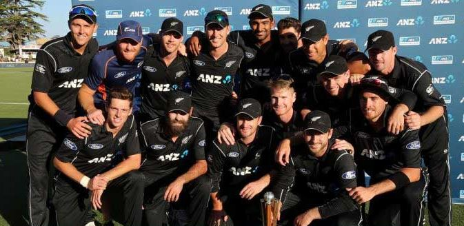 NZ Team Captain In ICC Champions Trophy 2017 As Compare To 2013