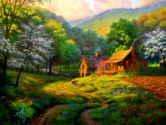 Top 33 most beautiful and dreamy places wallpapers in hd download - On top of the world wallpaper ...