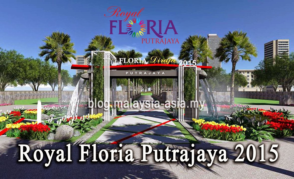 Royal Floria Putrajaya 2015