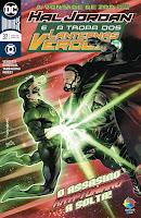 DC Renascimento: Hal Jordan e a Tropa dos Lanternas Verdes #37