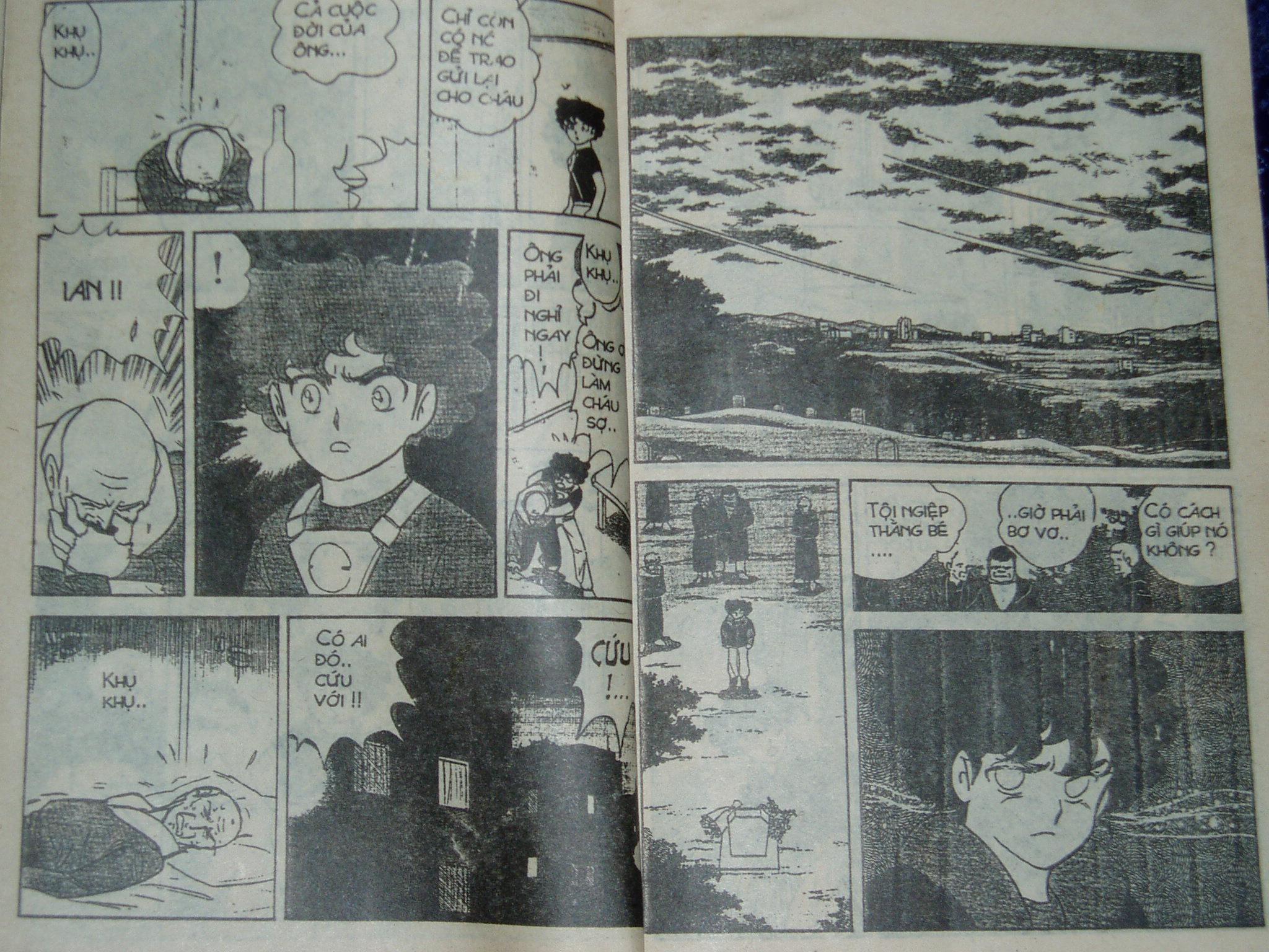 Siêu nhân Locke vol 14 trang 15