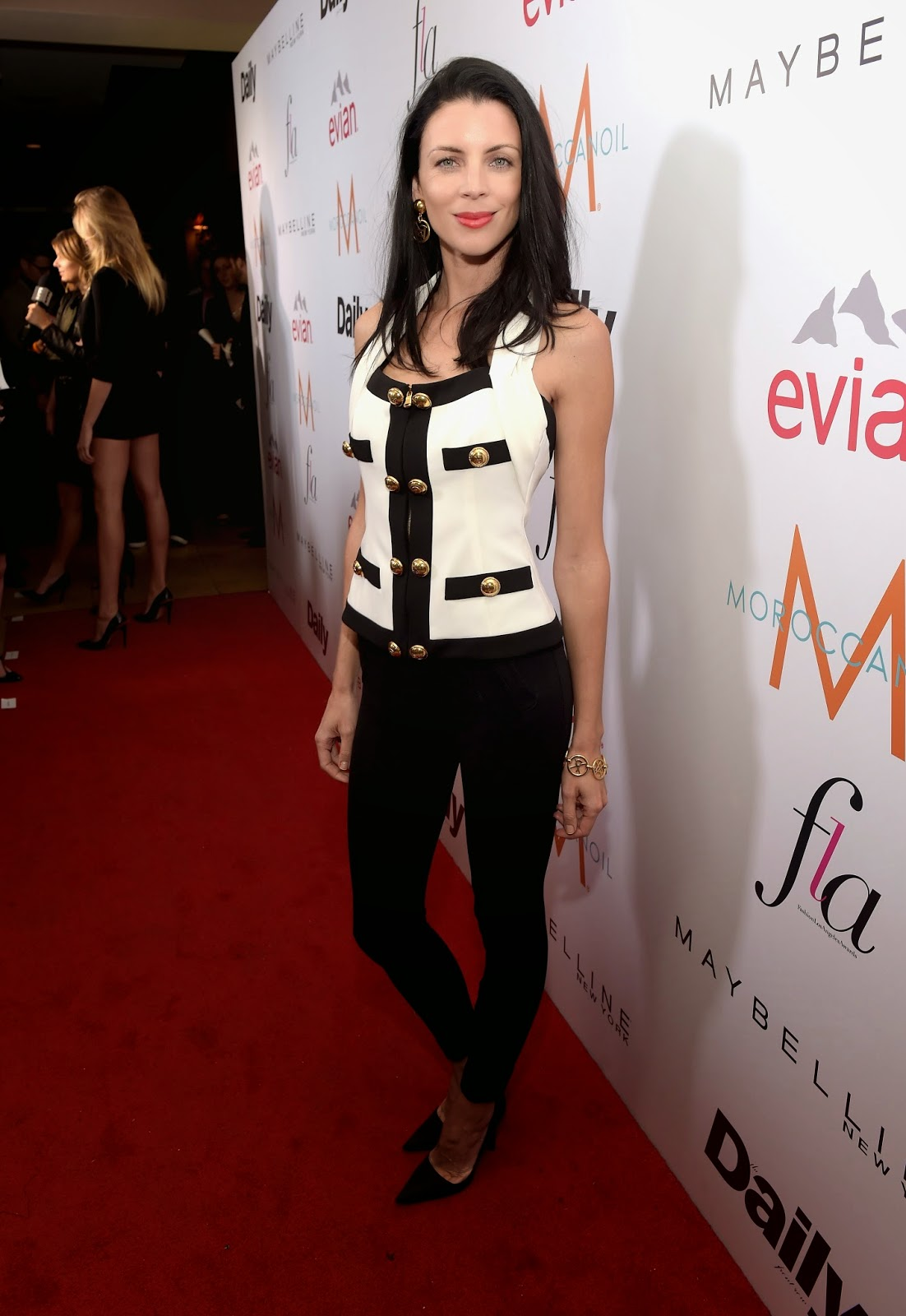 Liberty Ross at LA Fashion Awards