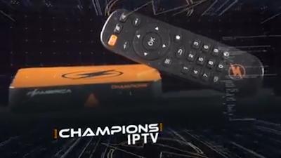 AZAMERICA CHAMPIONS IPTV VIDEO DE DIVULGAÇÃO 18/07/2018