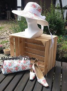 Komplet w Róże dla eleganckiej stylowej kobiety … Na sprzedaż!