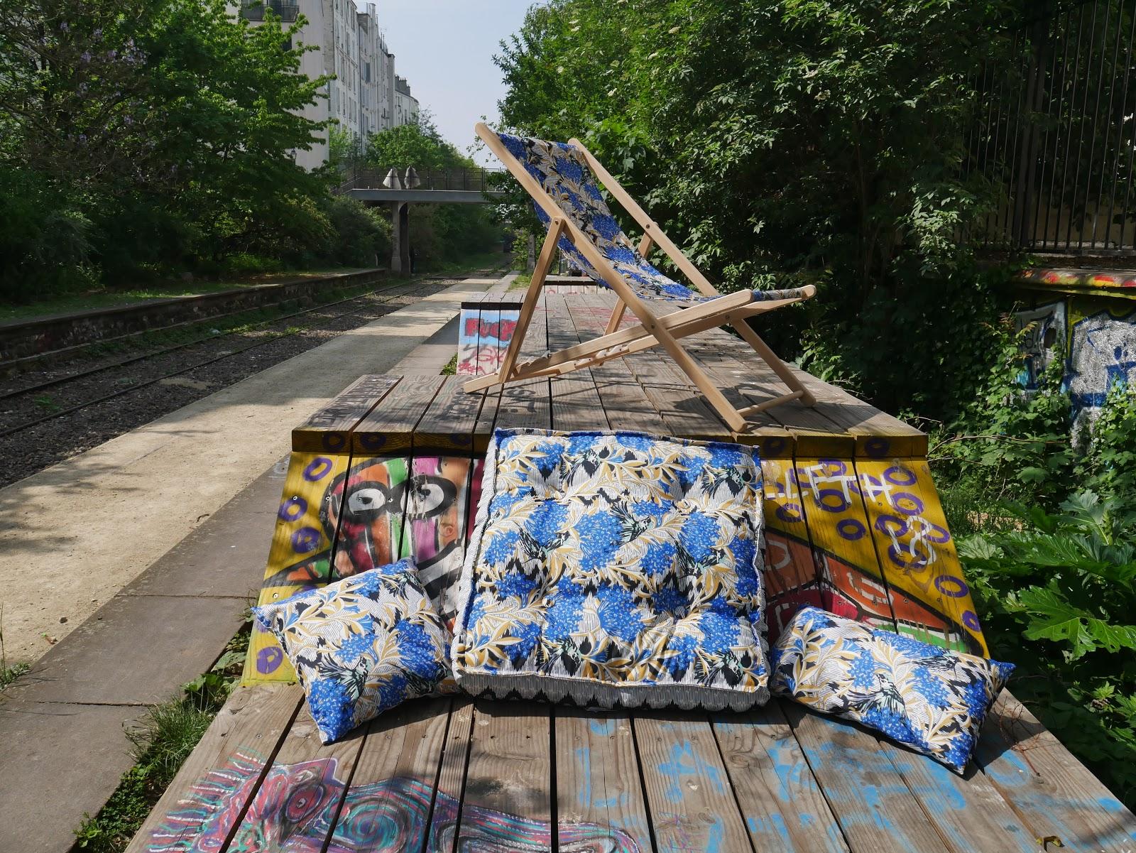 Ces doux moments: Chiller au jardin avec la collection ...