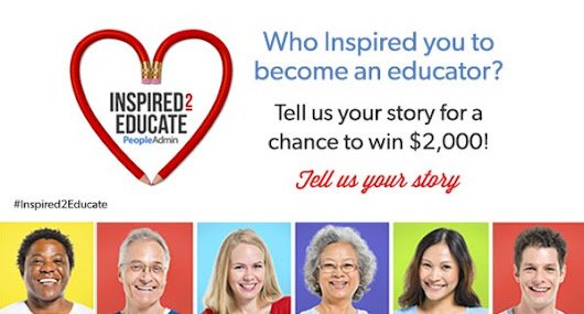 Nominate an education pro