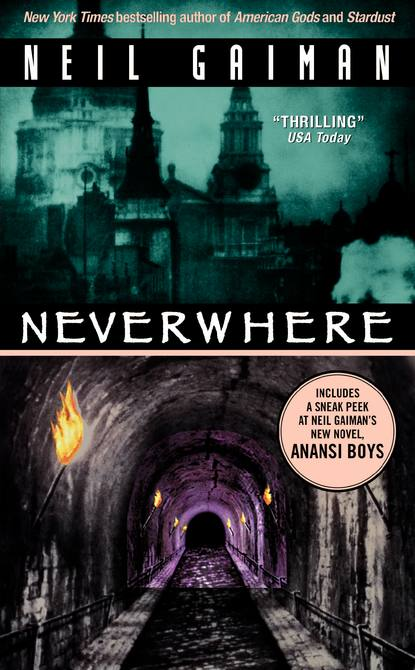Howling Frog Books: Neverwhere