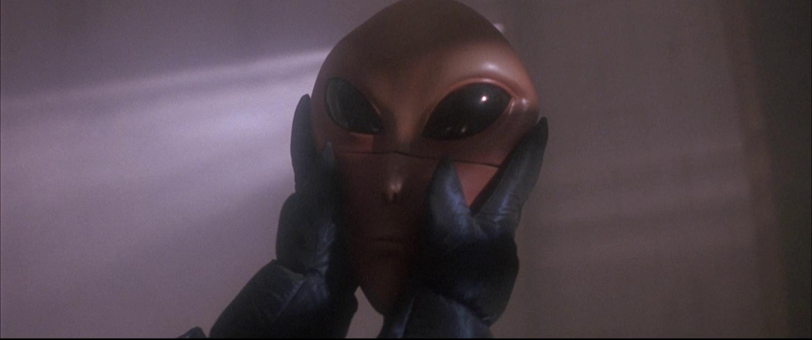 Alien Explorations  Communion  1989