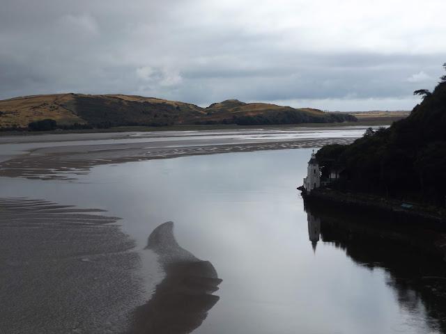 portmeirion, estuary, north-wales, travel