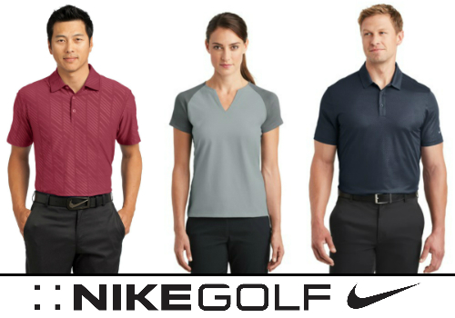 New Nike Golf Shirts from NYFifth
