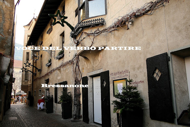 BRESSANONE E VIPITENO: VICOLI DI BRESSANONE