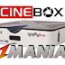 CINEBOX FANTASIA HD DUO NOVA ATUALIZAÇÃO SKS 22W - 24/07/2016