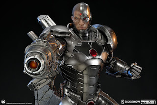Cyborg 1/4 de DC Comics - Prime 1 Studio