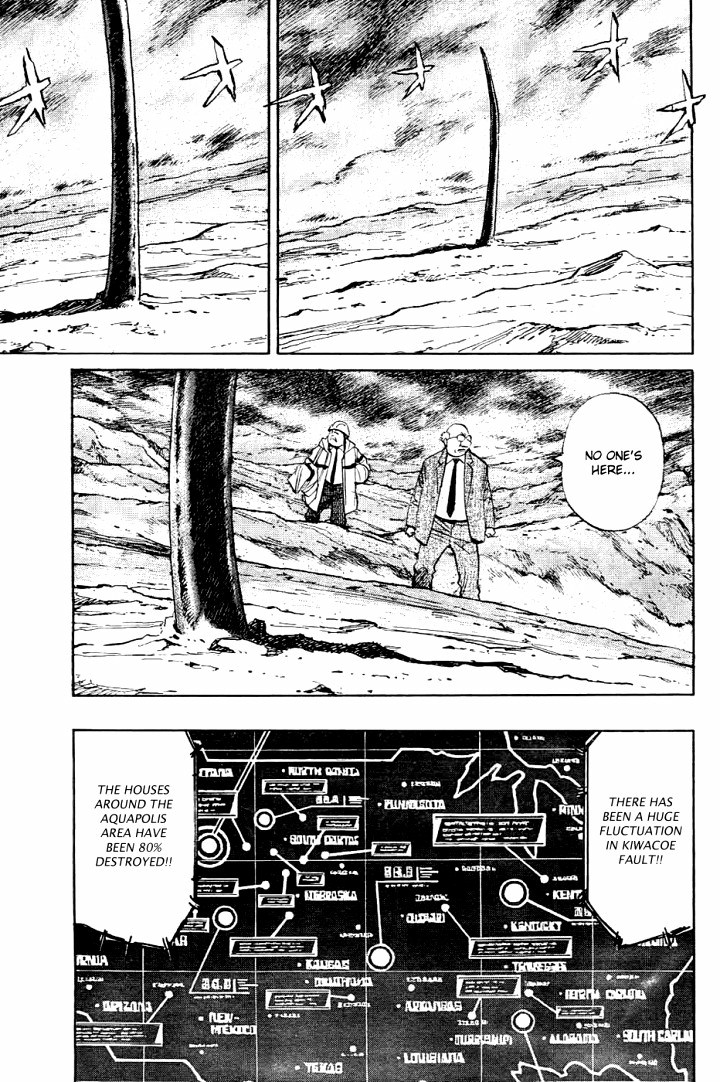 Page 13, Act 64: Sound of the End from Naoki Urasawa's Pluto Volume 8