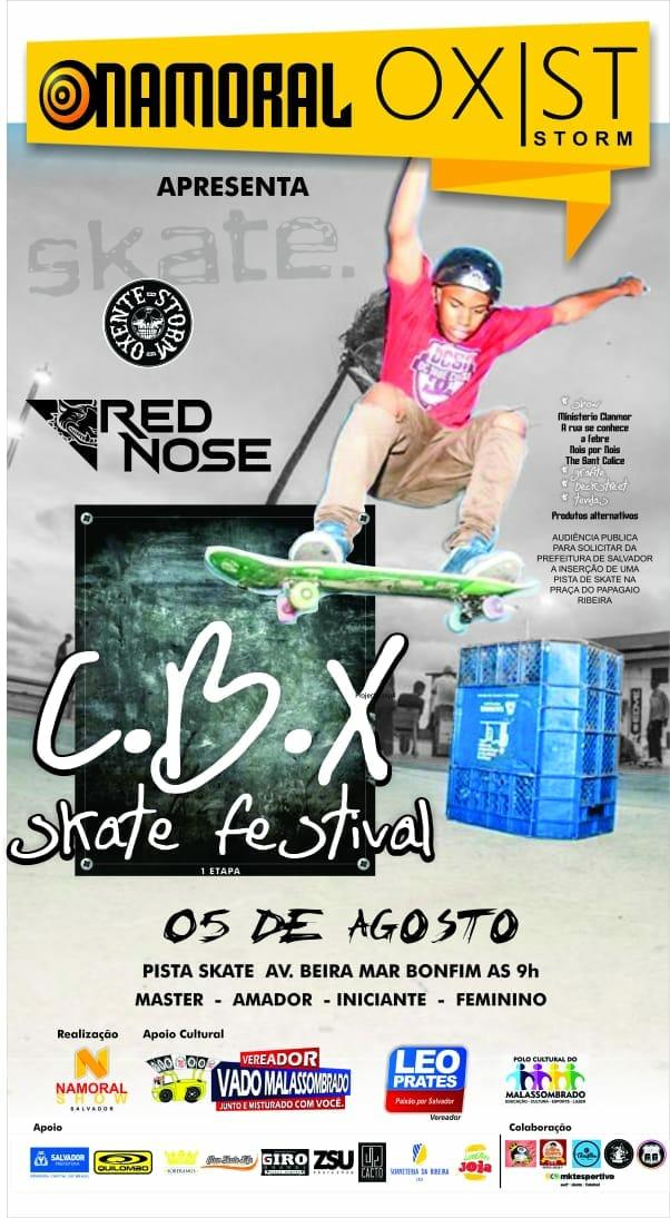 O grupo A Febre é atração do C.B.X Skate Festival ~ SALVADOR POR ... 866d8f581ce