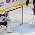 Gabriel Landeskog accidentally scores own goal in overtime vs Penguins