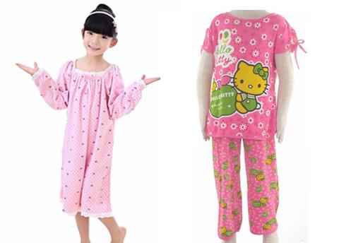 foto baju tidur anak perempuan