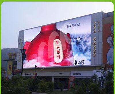 Công ty cung cấp màn hình led p3 cabinet ngoài trời tại quận 2