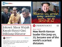 Menilai Diktator atau Bukan, Patokannya Bukan Wajah, Pak!