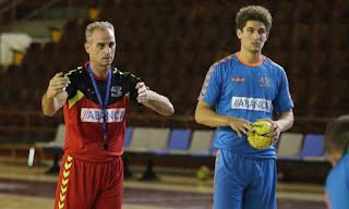 Acacio Marques y Rafa Guijosa