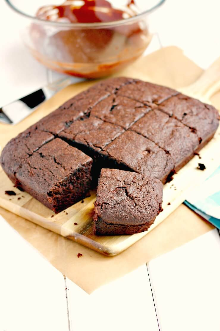 Chocolate Courgette Cake