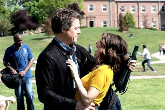 Hugh Grant- Marisa Tomei -The Rewrite