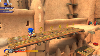 Sonic Unleashed (PS2) 2008