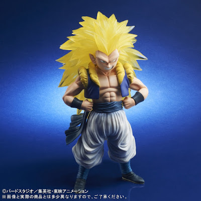 Gigantic Series Gotenks SSJ3 de Dragon Ball - Plex
