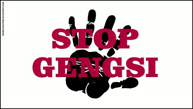 stop jangan gengsi kata katakan tidak