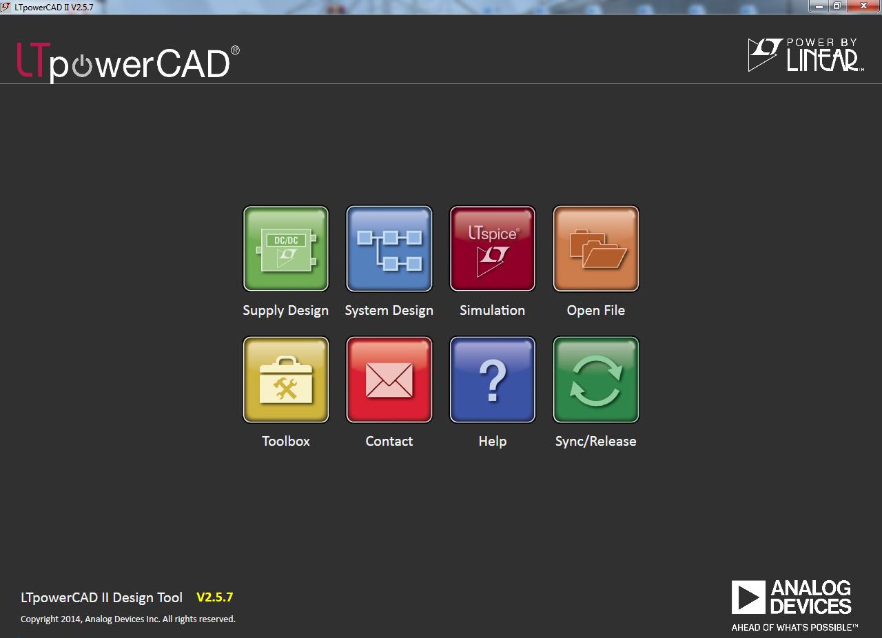 Download Software LTpowerCad, Untuk Desain Catu Daya