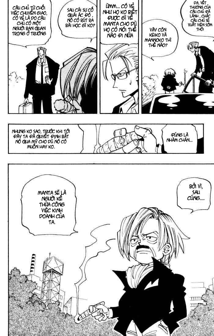 Shaman King [Vua pháp thuật] chap 47 trang 3