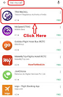 trai mycall app Review