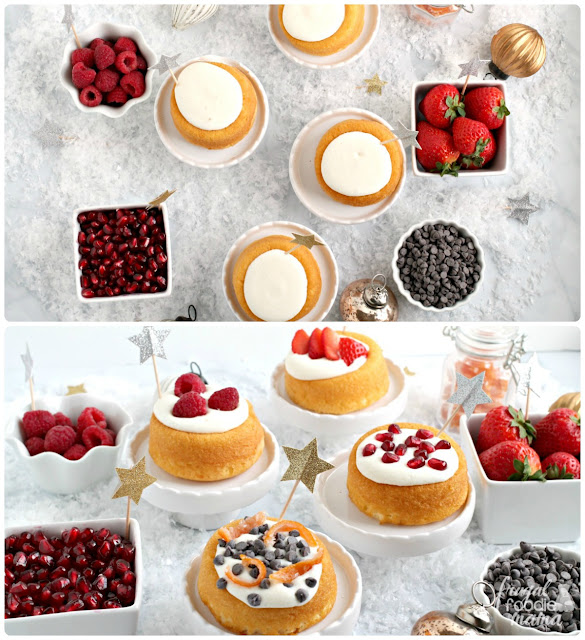 Looking for an elegant, yet fuss-free dessert perfect for ringing in the new year? Then you are going to love this recipe for No-Bake Cannoli Cheesecake Shortcake!