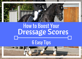 How to Boost Your Dressage Scores