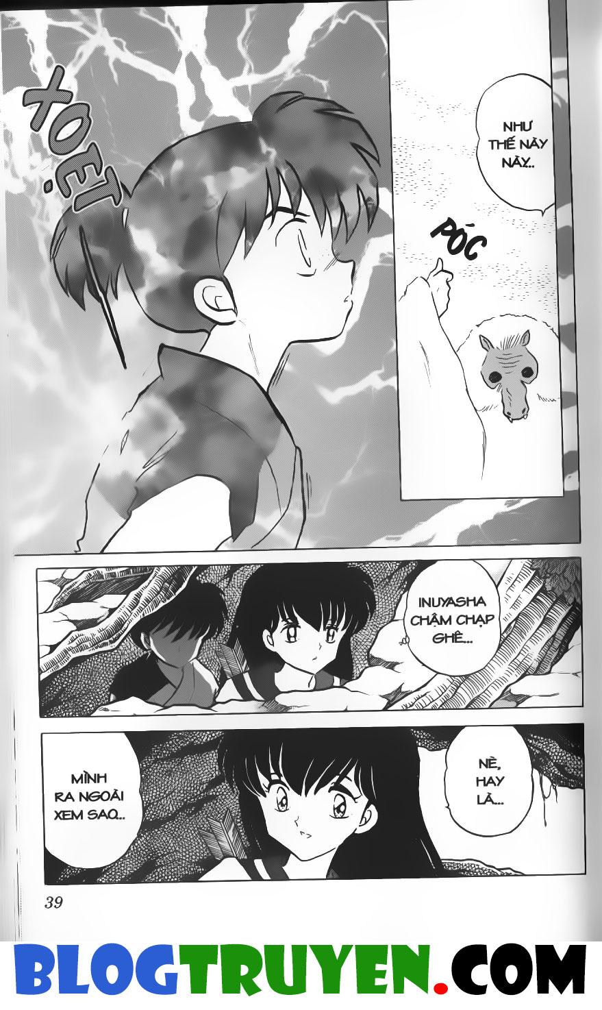 Inuyasha vol 19.2 trang 18